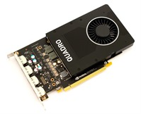 [BV] NVIDIA PNY Quadro P600 2GB GDDR5 PCIe 3.0 - Active Cooling.