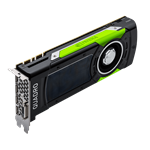 [BV] NVIDIA PNY Quadro P6000 24GB GDDR5x PCIe 3.0 - Active Cooling