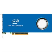 Xeon Phi 7120P, 61-Core, 1.238GHz, 16GB, 300W, PCIe2, Full-Height/Full-Length
