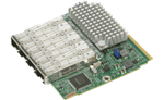 Supermicro SIOM 4-port 10G SFP+, Intel XL710, for Twin Systems