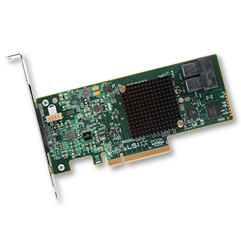 Supermicro LSI SAS3 9341-8I, 8 Internal Ports