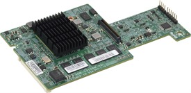 Supermicro Mezzanine card with LSI 3008 controller