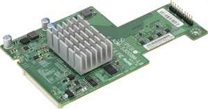 Low Profile 12Gb/s Eight-Port SAS Mezzanine Card