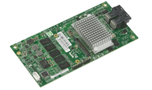 Supermicro Low Profile 12Gb/s Eight-Port SAS Internal RAID Mezzanine Card