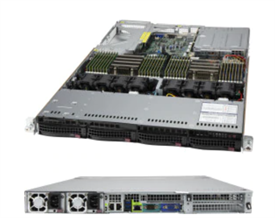 Supermicro Super Server 1024US-TRT