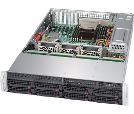 Supermicro SuperServer 2013S-C0R