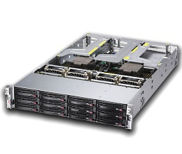 Supermicro Super Server -2023US-TR4
