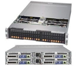 Supermicro A+ Server 2124BT-HNTR