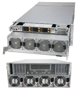 Supermicro Super Server  4124GO-NART