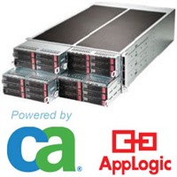 Boston AppLogic X9 Large Grid Node Barebone