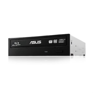 Asus Blu-Ray Writer, 16x, SATA, Black, BDXL & M-Disc Support