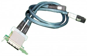 Supermicro SAS 826EL2 BP 2-Port Internal Cascading Cable