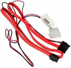 Supermicro SATA Cable for Slim DVD Drives
