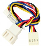 Supermicro 4-Pin Fan Extension Cable Lead Free 22cm