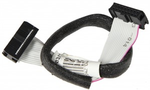 Supermicro 16-pin Round to 16-pin Ribbon Front Control Cable