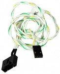 Supermicro CBL-0326L 60cm, 2pin to 2pin i2C Cable
