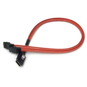 3Ware 1M Mini-SAS (SFF8087) to 4x SATA cable