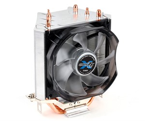 Zalman CNPS7X LED Ultra Quiet Blue LED CPU Cooler