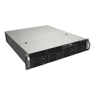 Ablecom 2U Rackmount Chassis w Single 500W PSU