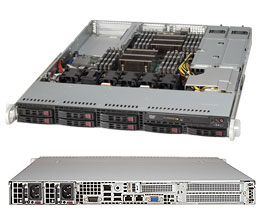 Supermicro SuperChassis 113AC2-R706WB2