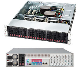 Supermicro SuperChassis 216BE26-R920LPB (Black)