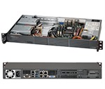 Supermicro SuperChassis 504-203B (Black)