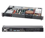 Supermicro SuperChassis 510T-200B (Black)