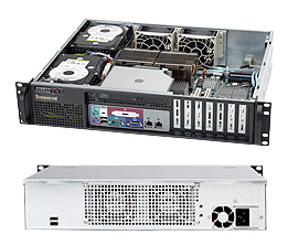 Supermicro chassis 523L-505B
