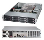Supermicro SuperChassis 826BAC4-R1K23WB