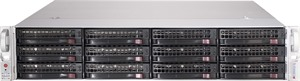 Supermicro SuperChassis 826BE2C-R741JBOD