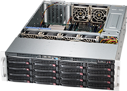 Supermicro SuperChassis 836BE2C-R1K03JBOD
