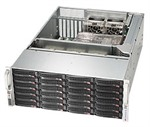 Supermicro SuperChassis 846BE16-R920B (Black)