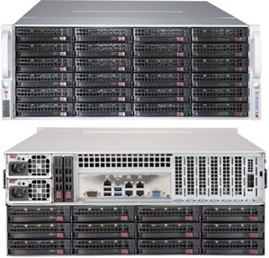 Supermicro SuperChassis 847BE1C-R1K28LPB