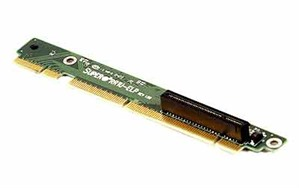 Supermicro 1U SXB-E Passive Left Slot Riser Card
