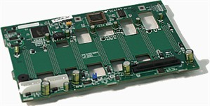 Supermicro SC842 SCA SCSI Backplane with SAF-TE