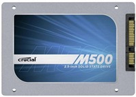 "Crucial M500 240GB SATA 2.5"" Internal SSD"