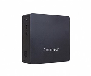 Ablecom Intel Celeron X86-Based Dual HDMI Digital Signage Player