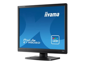 "Iiyama 19"" E1980SD-B1 LED 1280x1024, 5ms, 250cd/m², 5 000 000:1, Speakers, VESA"