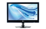 "LG 22"" Widescreen Full HD LED Monitor 1920x1080 - VGA Black"