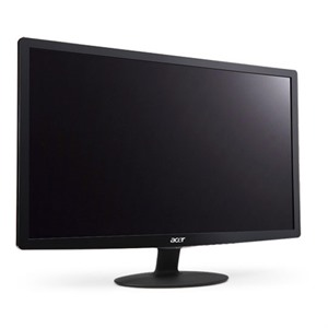 "AcerET.WSOHE.BO1 S0 Series 21.5"" LED Ultra Slim Full HD Monitor with DVI"
