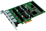 Intel PRO/1000PT Quad-Port Server Adapter