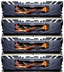 G.Skill Ripjaws 32Gb (4x8GB) Black PC4-24000 3000 MHz