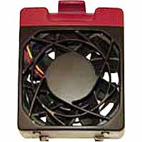 Supermicro 80x80x38mm Rear Hot-Swap Fan w/ Housing for SC743