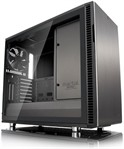 Fractal Define R6 Grey Tempered Glass USB-C Midi PC Gaming Case