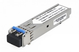 GLC-LH-SMD Compatible TAA Compliant 1000Base-LX SFP Transceiver (SMF, 1310nm, 10km, LC, DOM)