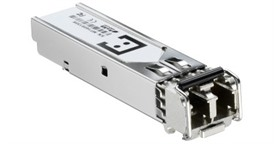 1000BASE-SX SFP transceiver module for MMF