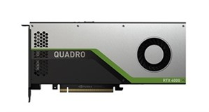 Quadro RTX 4000 Graphics Card - 8 GB GDDR6 - 256-bit
