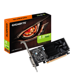 Gigabyte NVIDIA GeForce GT 1030 2GB Low Profile Single Slot