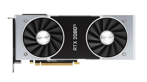 Gigabyte NVIDIA GeForce RTX 2080 Ti 11GB Turbo V2.0 Turing Graphics Card