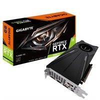 Gigabyte NVIDIA GeForce RTX 2080 Ti 11GB TURBO Turing Graphics Card
